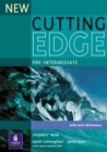 CUTTING EDGE PRE-INTERM.   NEW STUDENT'S BOOK       282509 - Book
