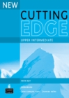 New Cutting Edge Upper-Intermediate Workbook with Key - Book