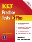 KET Practice Tests Plus Students' Book New Edition - Book