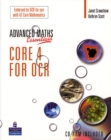 A Level Maths Essentials Core 4 for OCR Book and CD-ROM - Book
