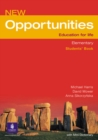 Opportunities Global Elementary Students' Book NE - Book