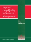 Improved Crop Quality by Nutrient Management - eBook
