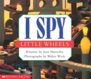 I Spy Little Wheels - Book