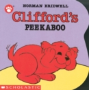 Clifford's Peekaboo - Book