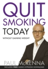Quit Smoking Today Without Gaining Weight - Book