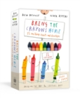 Bring the Crayons Home : A Box of Crayons, Letter-Writing Paper, and Envelopes - Book