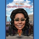 Who Was Coretta Scott King? - eAudiobook