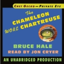 Chet Gecko, Private Eye, Book 1: The Chameleon Wore Chartreuse - eAudiobook