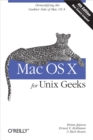 Mac OS X for Unix Geeks (Leopard) : Demistifying the Geekier Side of Mac OS X - eBook