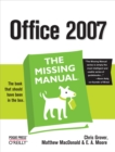 Office 2007: The Missing Manual : The Missing Manual - eBook