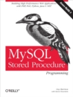 MySQL Stored Procedure Programming - eBook