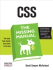 CSS: The Missing Manual : The Missing Manual - eBook