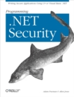 Programming .NET Security - eBook