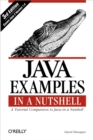 Java Examples in a Nutshell : A Tutorial Companion to Java in a Nutshell - eBook