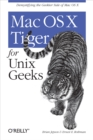 Mac OS X Tiger for Unix Geeks - eBook