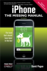 iPhone: The Missing Manual : Covers the iPhone 3G - eBook