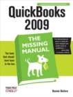QuickBooks 2009: The Missing Manual - eBook