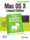 Mac OS X Leopard: The Missing Manual - eBook