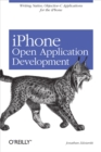 iPhone Open Application Development : Write Native Objective-C Applications for the iPhone - eBook