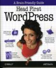 Head First WordPress - Book