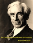 An Essay on the Foundations of Geometry - eBook