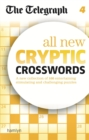 The Telegraph All New Cryptic Crosswords : 4 - Book