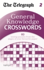 The Telegraph: General Knowledge Crosswords 2 - Book