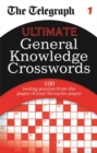 The Telegraph: Ultimate General Knowledge Crosswords 1 - Book