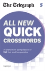 The Telegraph All New Quick Crosswords 5 - Book