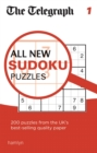 The Telegraph All New Sudoku Puzzles 1 - Book