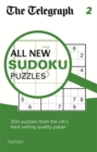 The Telegraph All New Sudoku Puzzles 2 - Book