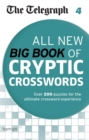 The Telegraph: All New Big Book of Cryptic Crosswords : 4 - Book
