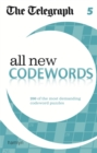 The Telegraph: All New Codewords 5 - Book