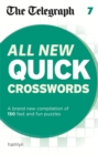The Telegraph: All New Quick Crosswords 7 - Book