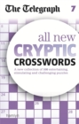 The Telegraph: All New Cryptic Crosswords 7 - Book