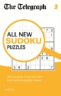 The Telegraph All New Sudoku Puzzles 3 - Book