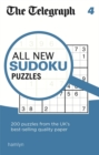 The Telegraph All New Sudoku Puzzles 4 - Book