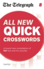 The Telegraph: All New Quick Crosswords 8 - Book
