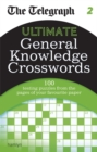 The Telegraph: Ultimate General Knowledge Crosswords 2 - Book