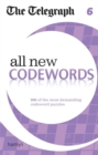 The Telegraph: All New Codewords 6 - Book