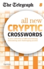 The Telegraph: All New Cryptic Crosswords 8 - Book