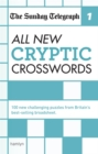 The Sunday Telegraph: All New Cryptic Crosswords 1 - Book