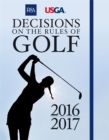 Decisions on the Rules of Golf - Book
