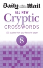 Daily Mail All New Cryptic Crosswords 8 - Book