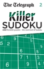 The Telegraph: Killer Sudoku 2 - Book