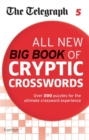 The Telegraph: All New Big Book of Cryptic Crosswords 5 - Book