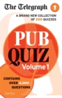 The Telegraph: Pub Quiz Volume 1 - Book