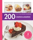 Hamlyn All Colour Cookery: 200 Cakes & Bakes : Hamlyn All Colour Cookbook - Book
