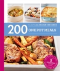 Hamlyn All Colour Cookery: 200 One Pot Meals : Hamlyn All Colour Cookbook - Book