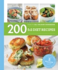 Hamlyn All Colour Cookery: 200 5:2 Diet Recipes : Hamlyn All Colour Cookbook - Book